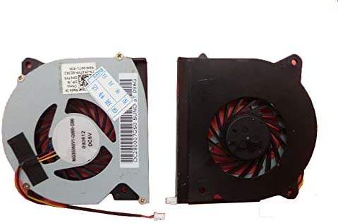 Laptop CPU Cooling Fan for DELL Inspiron 11Z 1110 P03T MG35060V1-Q000-G99 DC5V 0.25A 0F4TY9 New and Original