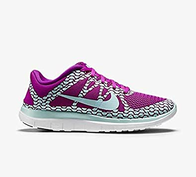competitive price f49ca 2d69c Womens Nike Free 4.0 V4 Running Shoes (6)