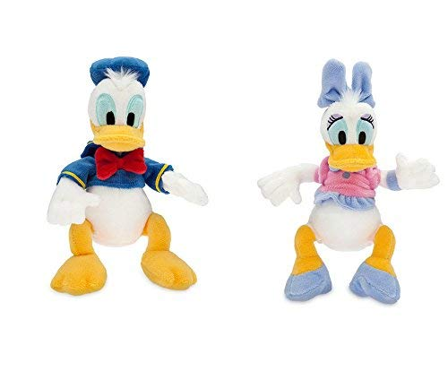 Disney Donald and Daisy Duck Plush Set