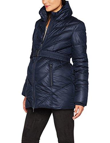 Noppies Women's Maternity Jacket Blue (Dark Blue C165)