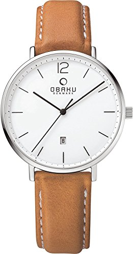 OBAKU watch 3 hands V181GDCWRZ Men's [regular imported goods]