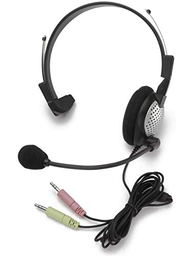 NC-181 High Fidelity Monaural PC Headset (C1-1022100-1) ()