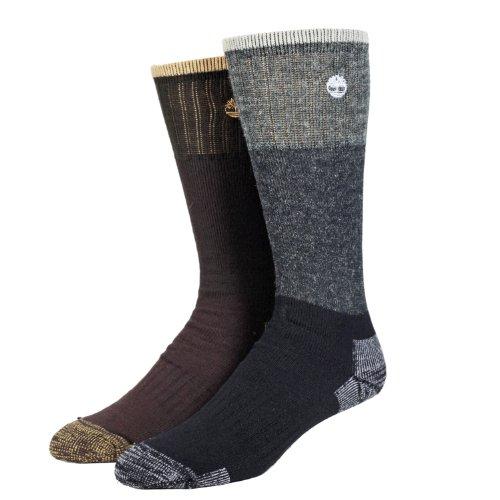 Timberland Mens Boot Socks Pack