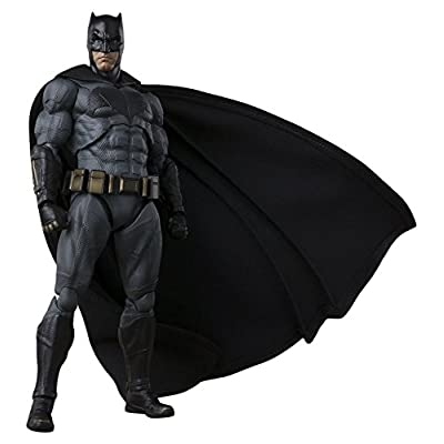 TAMASHII NATIONS Bandai S.H. Figuarts Batman Justice League Action Figure: Bandai Tamashii Nations: Toys & Games