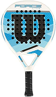 Wilson Force Lite Paddle RKT WHBL - Pala de pádel, Color ...