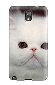Stacy Santos's Shop Premium Case With Scratch-resistant/ Persian Cats Case Cover For Galaxy Note 3 9933412K43350832