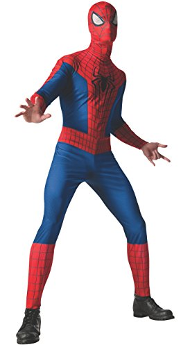 Marvel Rubie's Costume Men's Universe The Amazing Spiderman 2 Costume