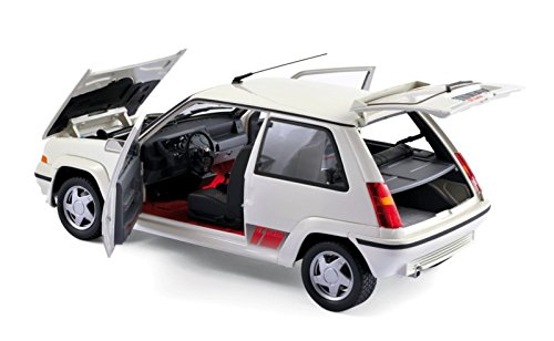 Amazon.com: Renault 5 Supercinq GT Turbo Diecast Model Car: Norev: Toys & Games