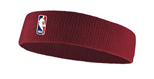 Nike NBA On-Court Headband (Team Red)