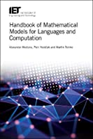 Handbook of Mathematical Models for Languages and Computation Front Cover