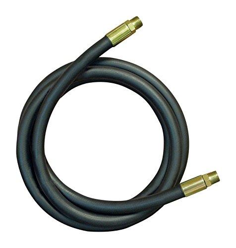 Apache Hydraulic Hose - 1/2in. x 12in.L, 2-Wire, 3500 PSI