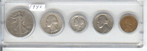 1940 Coin - 3