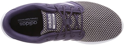 adidas Damen Cloudfoam QT Racer Fitnessschuhe Violett (Trace Purple S18/orchid Tint S18)