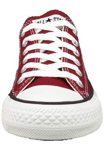 baskets mode converse chuck taylor all star ox rouge 42