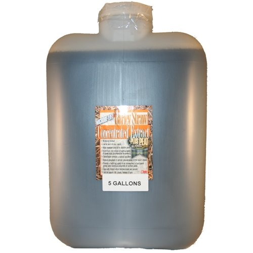Microbe-Lift - Concentrated Barley Straw Extract & Peat - 5 Gallon Tote (Barley Concentrated Microbe Straw Lift)