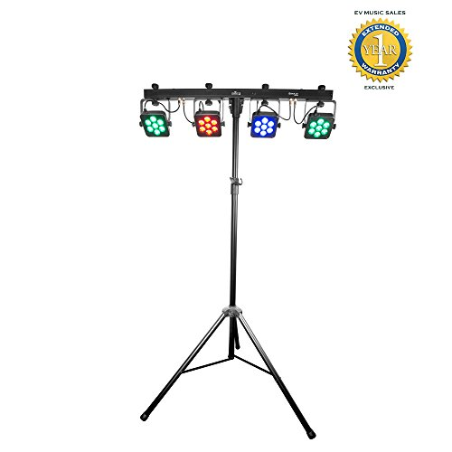 Chauvet 4Bar Led Wash Light System - 4