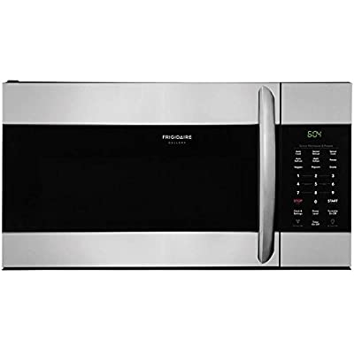 """Frigidaire FGMV176NTF 30"""" Gallery Series Over the Range Microwave with 1.7 cu. ft. Capacity in Stainless Steel"""