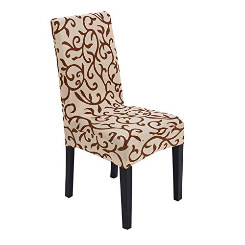 Hot Sale!Lovewe Chair Cover,Dining Room Wedding Banquet Chair Cover,Party Decor Seat Spandex Stretch Covers (E) by Lovewe_Home Decor (Image #2)