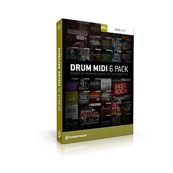 Toontrack - Software para tocar la batería: Amazon.es: Instrumentos musicales