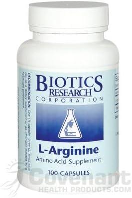 L-Arginine 100 C – Biotics