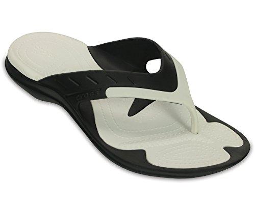 Flip Tongs Adulte blanc Mixte Sport Crocs Modi noir tEqFwg88x