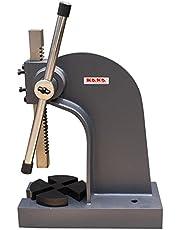 """Kaka Arbor Press, 1/2 Ton Cast Iron Arbor Press, 3"""" Height Heavy Duty Arbor Press"""