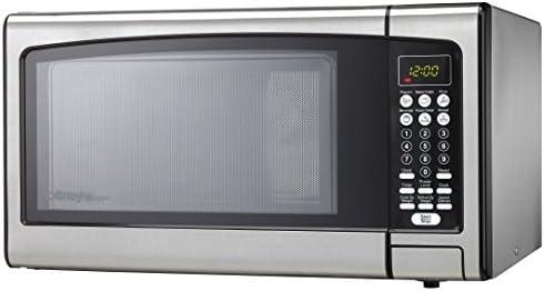 Danby DMW111KPSSDD Countertop Microwave