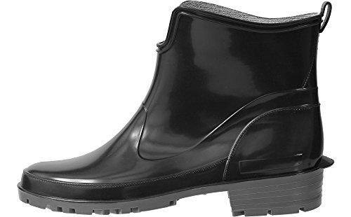 Mujer LA 930 Zapatos Seguridad de Negro Botines Botas Ladeheid qYXAfA