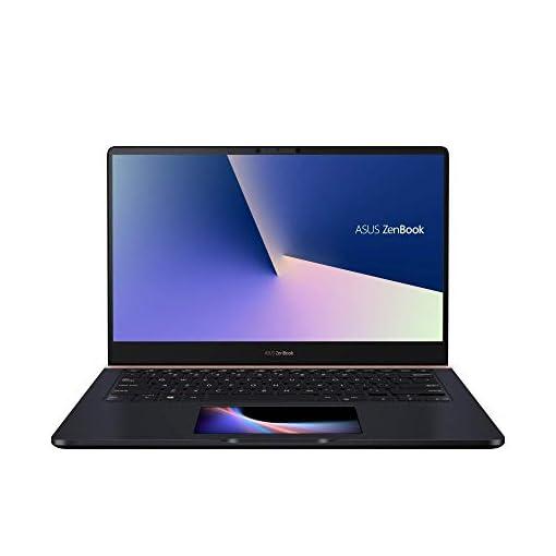 "ASUS ZenBook Pro 14 UX480FD-BE010T - Portátil de 14"" FullHD (Intel Core i7-8565U, 16GB RAM, 512GB SSD, NVIDIA GeForce GTX1050 4 GB, Windows 10) Metal Azul Profundo - Teclado QWERTY Español 1"