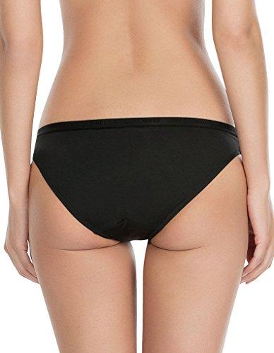 Parfait P13013 Women's Lynn Black Knickers Panty Bikini Brief