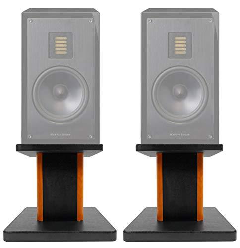 d Bookshelf Speaker Stands for Pair MartinLogan LX16 Bookshelf Speakers ()