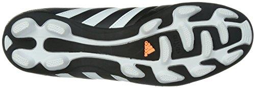 adidas Fussballschuhe 11questra HG 40 core black/ftwr white/flash orange s15