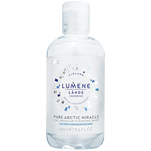 Lähde Hydrating Pure Arctic Miracle 3-in-1 Micellar Cleansing Water Lumene North America