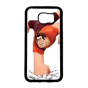 Wreck-It Ralph Powerful Boy Cartoon Phone Case for Samsung Galaxy S6