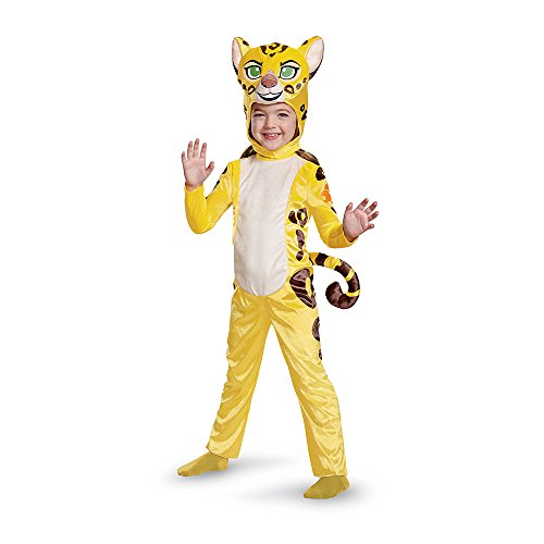 Fuli Classic Toddler Costume, Yellow, Medium (3T-4T)