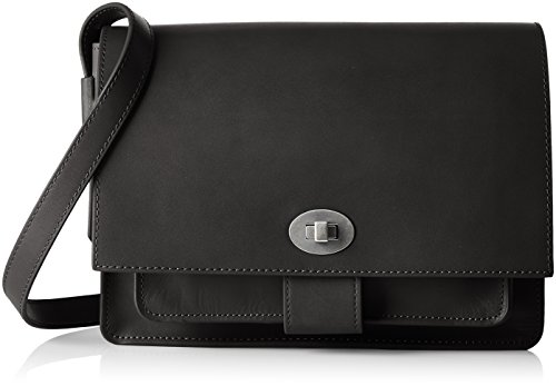 Marc O'Polo Women's Sixtyone Cross-Body Bag Black