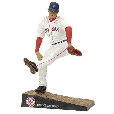 Daisuke Matsuzka Boston Red Sox McFarlane MLB Series 21 Figurine
