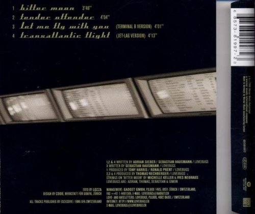 Bitter moon [Single-CD]