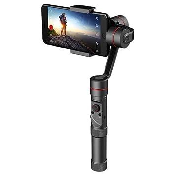 Evo SP-Pro Gen2iPhone 3Axes Cardan Stabilisateur Fonctionne avec iOS et Android, Smartphones, Advanced Evo Camera App + 1an USA Garantie
