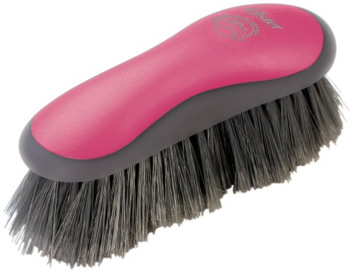 oster-827567-equine-care-series-stiff-grooming-brush-pink