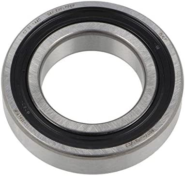 SKF6007-2RS1//C3 Bearing single row deep groove ball Int.dia35mm W14mm SKF