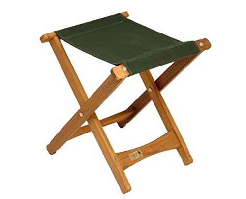 Pangean Collection- Comfort Stool - Folding Wooden Camp Chair
