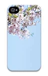 Blossoming Lilac PC Case for iphone 4S/4