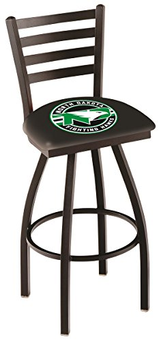Used, North Dakota Fighting Hawks HBS Ladder Back Swivel for sale  Delivered anywhere in Canada