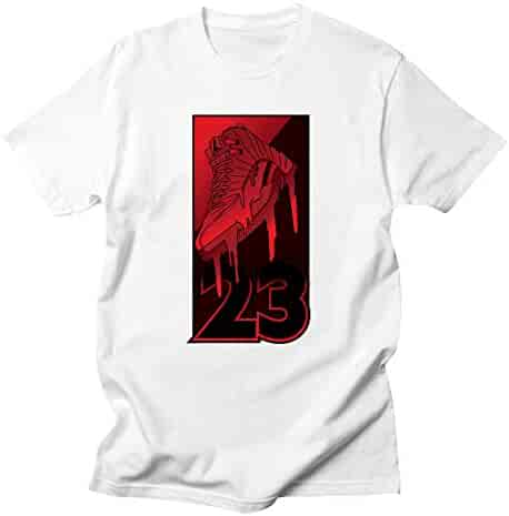 d62d3554bf0 (1). Custom T Shirt Matching Style of Air Jordan 12 Bulls JD 12-9-2