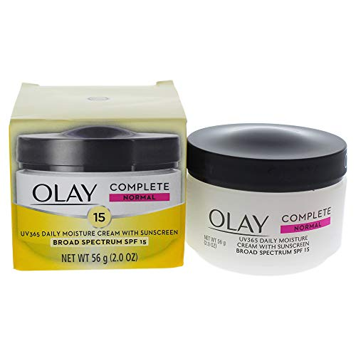 Olay Complete All Day UV Moisture Cream, Normal SPF 15-2 - Defense Uv Lotion Moisture Complete