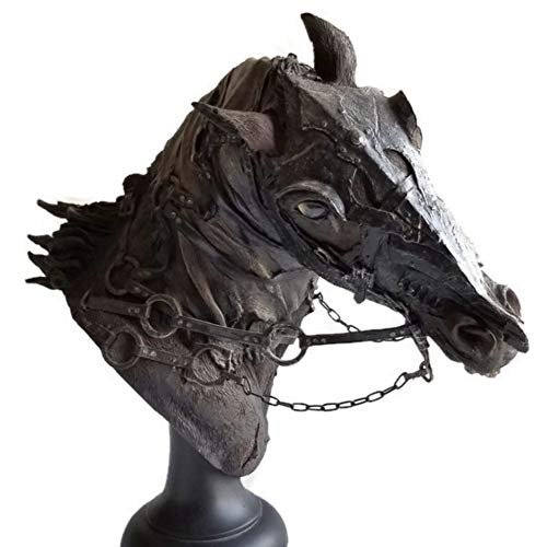 Sideshow Weta Lord of The Rings Nazgul Steed Polystone Bust LOTR Edition 2001