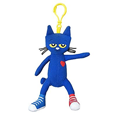 Pete the Cat Backpack Pull: 6.5: Dean, James: Sports & Outdoors