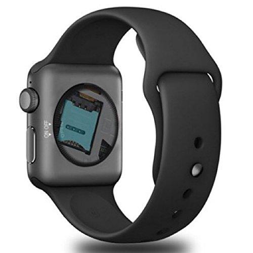 iMacwear i9 Smartwatch teléfono 2.5d IPS pantalla mtk2502 Cámara ...