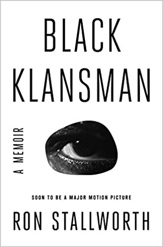 Image result for ron stallworth blackkklansman book